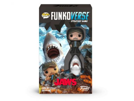 (RELEASED) POP! FUNKOVERSE: BACK TO THE FUTURE 100 STRATEGY GAME BASE SET