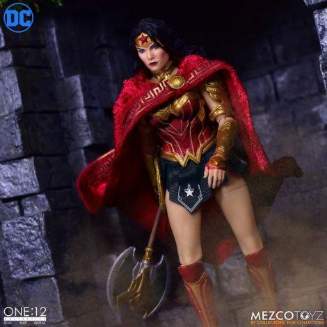 (PRE-ORDER) DC COMICS ONE:12 COLLECTIVE WONDER WOMAN