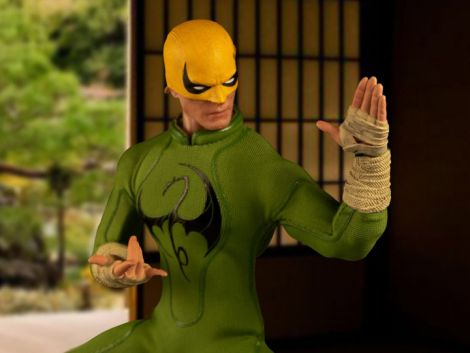 (PRE-ORDER) MARVEL ONE:12 COLLECTIVE IRON FIST