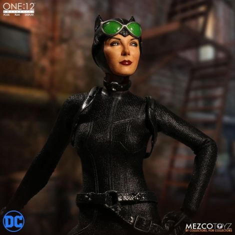 (RELEASED) ONE:12 COLLECTIVE FIGURE CATWOMAN