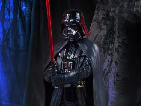 (RELEASED) STAR WARS COLLECTOR'S GALLERY DARTH VADER (EMPIRE STRIKES BACK) LIMITED EDITION STATU