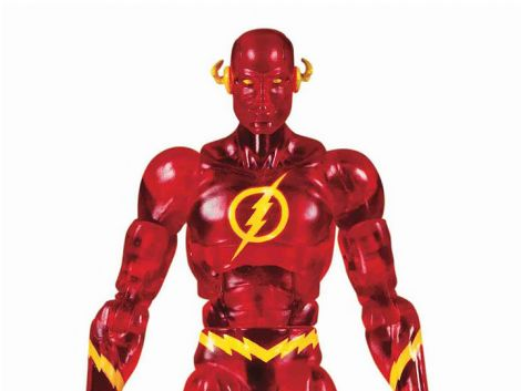 (COMING SOON) DC ESSENTIALS THE FLASH (SPEED FORCE) FIGURE