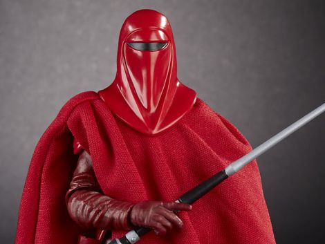(RELEASED) STAR WARS: THE BLACK SERIES IMPERIAL ROYAL GUARD