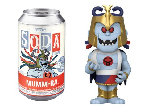 (RELEASED) THUNDERCATS VINYL SODA MUMM-RA LIMITED EDITION FIGURE
