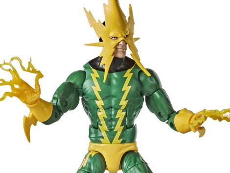 (PRE-ORDER) SPIDER-MAN MARVEL LEGENDS RETRO COLLECTION ELECTRO