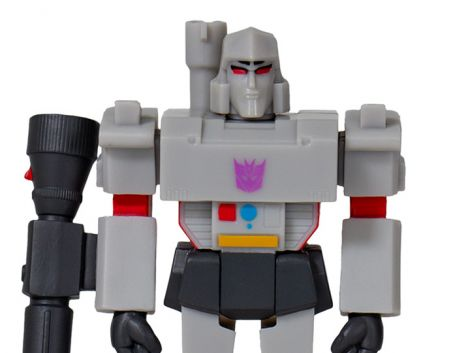 (RELEASED) TRANSFORMERS REACTION MEGATRON FIGURE