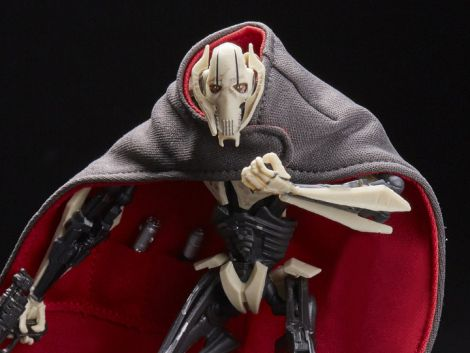 (PRE-ORDER) STAR WARS: THE BLACK SERIES DELUXE GENERAL GRIEVOUS (REVENGE OF THE SITH)