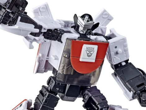 (PRE-ORDER) TRANSFORMERS GENERATIONS SELECTS DELUXE EXHAUST