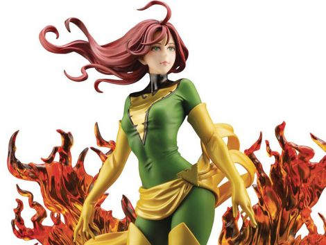 (PRE-ORDER) MARVEL BISHOUJO PHOENIX REBIRTH LIMITED EDITION NYCC 2020 PX PREVIEWS EXCLUSIVE