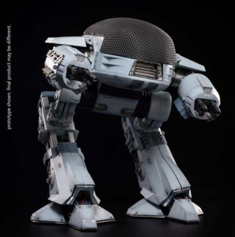 (PRE-ORDER) ROBOCOP ED-209 1:18 SCALE PX PREVIEWS EXCLUSIVE FIGURE WITH SOUND