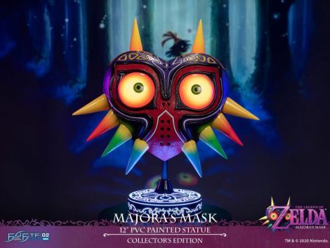 (PRE-ORDER) THE LEGEND OF ZELDA: MAJORA'S MASK COLLECTOR'S EDITION STATUE
