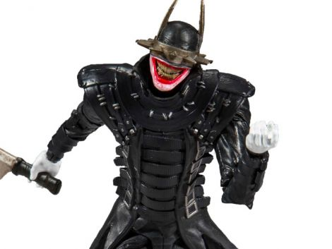 (RELEASED) DARK NIGHTS: METAL DC MULTIVERSE THE BATMAN WHO LAUGHS ACTION FIGURE (DC REBIRTH BUILD-A-BATMOBILE)
