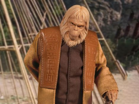 (PRE-ORDER) PLANET OF THE APES ONE:12 COLLECTIVE DR. ZAIUS