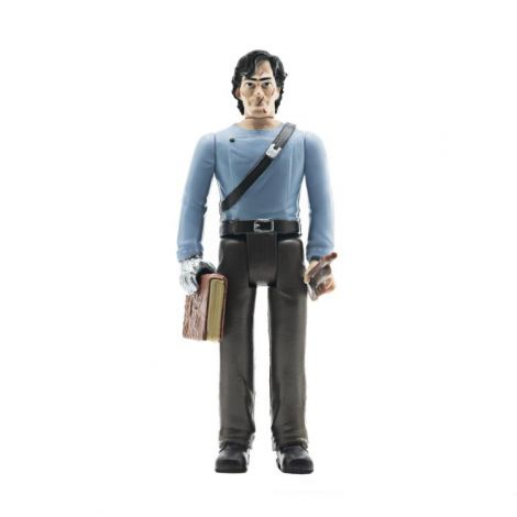 (RELEASED) ARMY OF DARKNESS REACTION MEDIEVAL ASH FIGURE