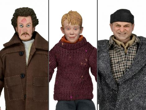 (PRE-ORDER) HOME ALONE SET OF 3 (KEVIN, HARRY, & MARV)