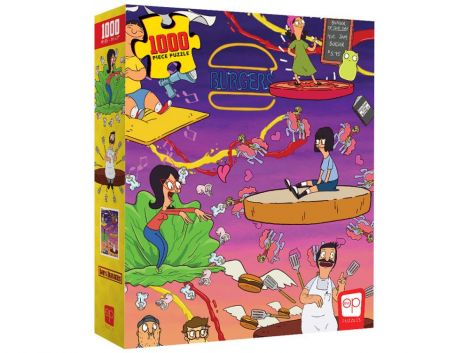(RELEASED) BOB'S BURGERS (BURGER DREAMS) 1000-PIECE PUZZLE