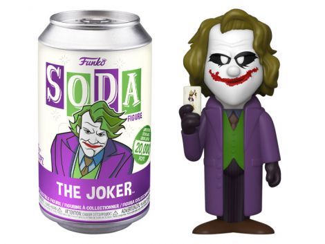 (RELEASED) THE DARK KNIGHT VINYL SODA THE JOKER LIMITED EDITION FIGURE