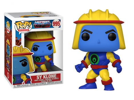 (RELEASED) POP! TV: MASTERS OF THE UNIVERSE - SY-KLONE