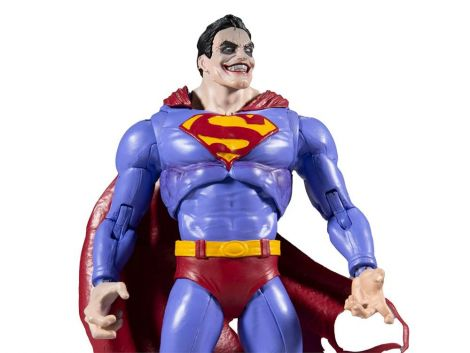 (PRE-ORDER) BATMAN/SUPERMAN DC MULTIVERSE SUPERMAN THE INFECTED ACTION FIGURE (COLLECT TO BUILD: THE MERCILESS)