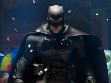 (RELEASED) DC COMICS ONE:12 COLLECTIVE BATMAN (SUPREME KNIGHT)