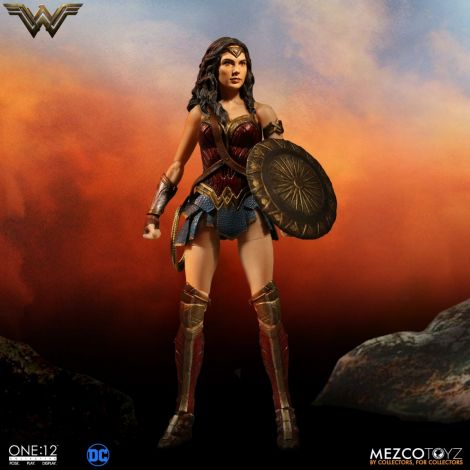 (RELEASED) ONE:12 COLLECTIVE FIGURE WONDER WOMAN