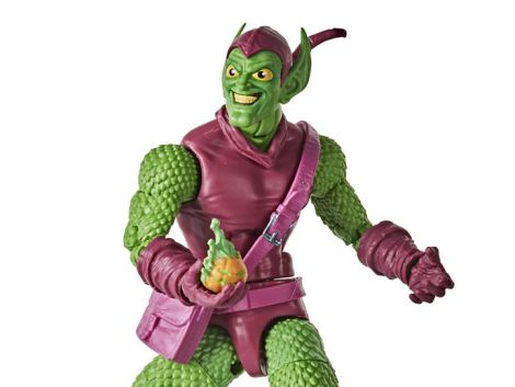 (RELEASED) SPIDER-MAN MARVEL LEGENDS RETRO COLLECTION GREEN GOBLIN