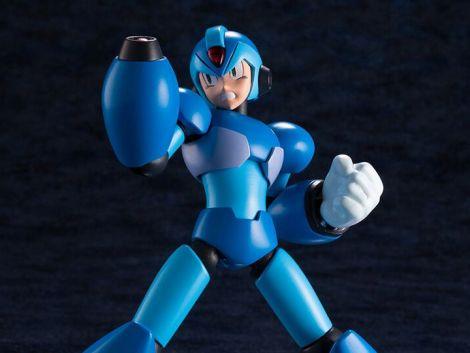 (RELEASED) MEGA MAN X 1/12 SCALE MODEL KIT