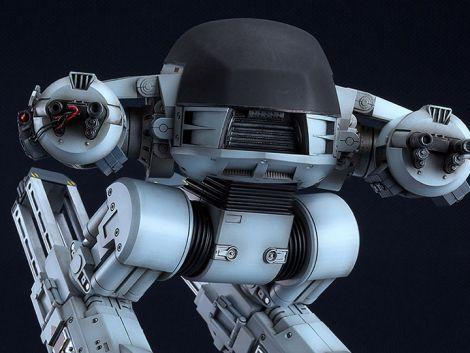 (PRE-ORDER) ROBOCOP MODEROID ED-209 MODEL KIT