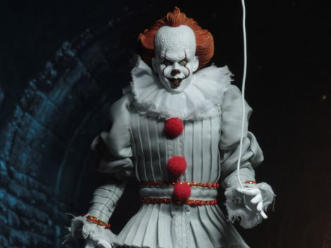 (RELEASED) IT (2017) PENNYWISE FIGURE
