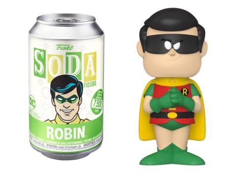 (RELEASED) DC COMICS VINYL SODA ROBIN LIMITED EDITION FIGURE