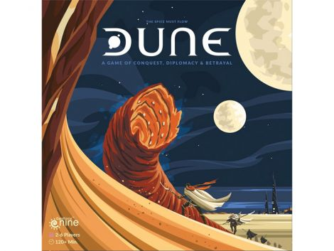 (RELEASED) DUNE BOARD GAME