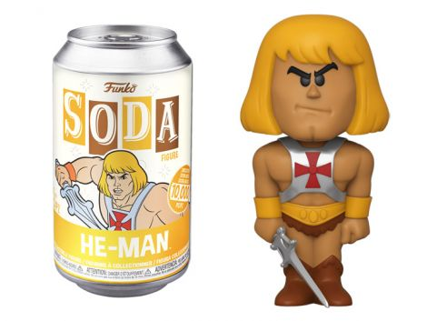 (RELEASED) MASTERS OF THE UNIVERSE VINYL SODA HE-MAN LIMITED EDITION FIGURE