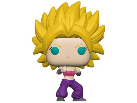 (RELEASED) POP! ANIMATION: DRAGON BALL SUPER - SUPER SAIYAN CAULIFLA