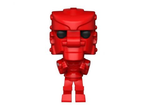 (PRE-ORDER) POP! MATTEL RETRO TOYS: ROCK 'EM SOCK 'EM ROBOTS - RED ROCKER