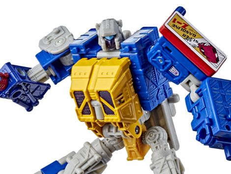 (PRE-ORDER) TRANSFORMERS GENERATIONS SELECTS DELUXE GREASEPIT