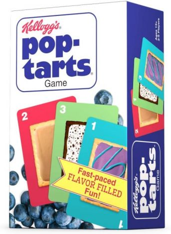 (RELEASED) KELLOGG'S POP-TARTS CARD GAME