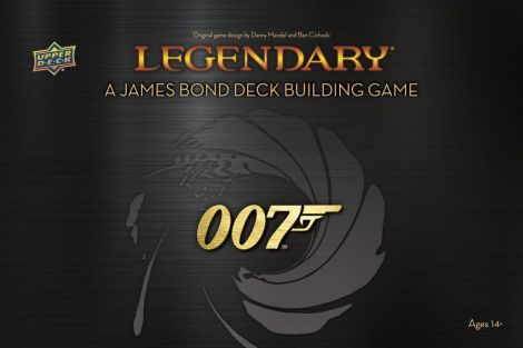 (RELEASED) LEGENDARY - JAMES BOND 007