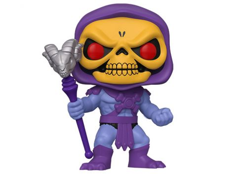 (RELEASED) POP! TV: MASTERS OF THE UNIVERSE - 10in SUPER SIZED SKELETOR