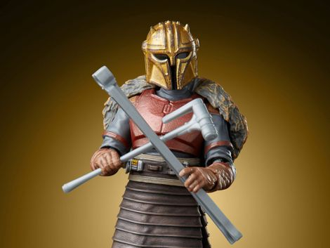 (PRE-ORDER) STAR WARS: THE VINTAGE COLLECTION ARMORER (THE MANDALORIAN)