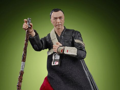 (PRE-ORDER) STAR WARS: THE VINTAGE COLLECTION CHIRRUT IMWE (ROGUE ONE) FIGURE