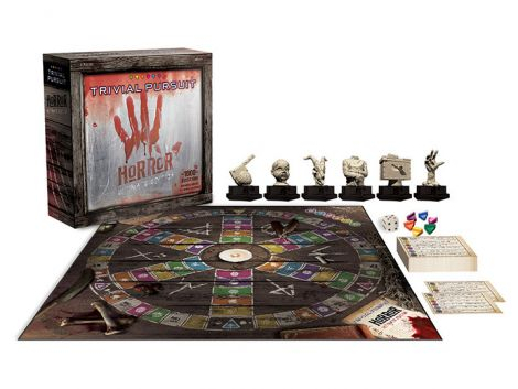 (RELEASED) TRIVIAL PURSUIT: HORROR ULTIMATE EDITION