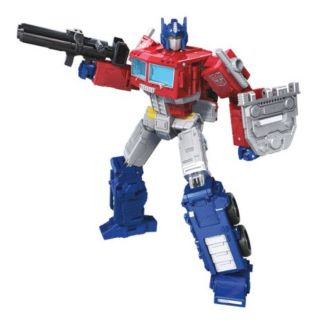 (RELEASED) TRANSFORMERS WAR FOR CYBERTRON: EARTHRISE LEADER OPTIMUS PRIME