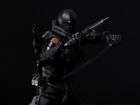 (PRE-ORDER) G.I. JOE X TOA HEAVY INDUSTRIES SNAKE EYES 1/6 SCALE PX PREVIEWS EXCLUSIVE FIGURE