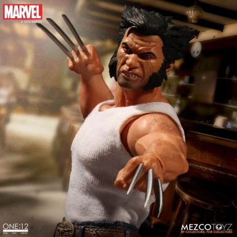 (RELEASED) ONE:12 COLLECTIVE FIGURE LOGAN