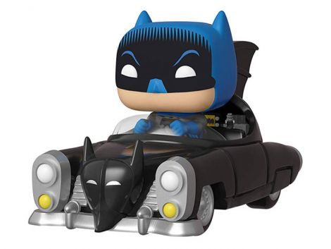 (RELEASED) POP! RIDES: BATMAN 80TH - 1950 BATMOBILE