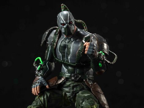 (RELEASED) INJUSTICE 2 BANE 1/18 SCALE PX PREVIEWS EXCLUSIVE FIGURE