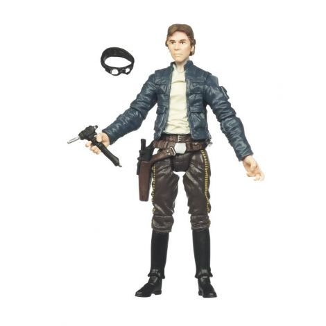 (RELEASED) STAR WARS: THE VINTAGE COLLECTION HAN SOLO (THE EMPIRE STRIKES BACK)