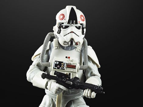 (RELEASED) STAR WARS 40TH ANNIVERSARY THE BLACK SERIES AT-AT DRIVER (THE EMPIRE STRIKES BACK)