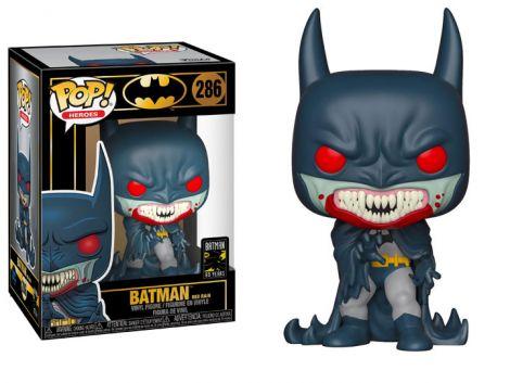 (RELEASED) POP! HEROES: BATMAN 80TH - RED RAIN BATMAN (1991)