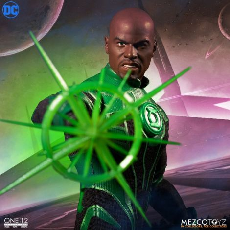 (RELEASED) ONE:12 COLLECTIVE GREEN LANTERN